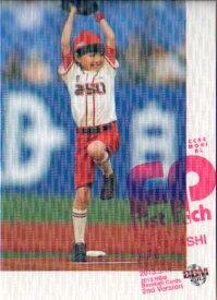 BBM2013 ベースボールカード セカンドバージョン 始球式パラレルカード No.686 小林星蘭