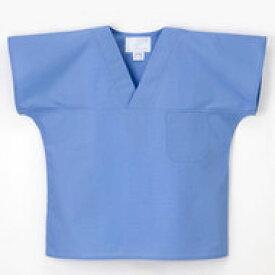 【わけあり商品】手術衣 男性用 上衣OR-8202 グリーン ブルー【在庫処分のため半額以下にしました】