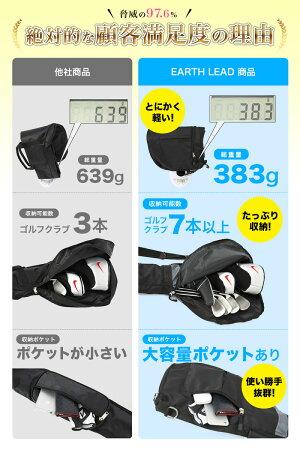 ゴルフバッグの商品説明画像