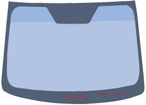 トヨタ 新品 超熱反 フロントガラス プリウス 50系 ZVW50 熱反射/ブルーボカシ コートテクト Toyota Safety Sense 湿度センサー H29/06〜