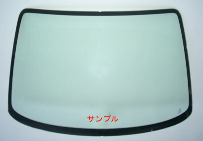 スズキ 新品フロントガラス ハスラー MR31S MR41S グリーン/ボカシ無 衝突防止付車