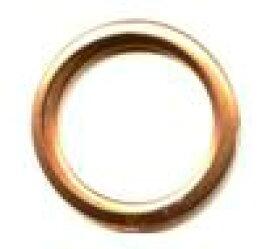 【オイルドレンパッキン】外車用ルノー・プジョー[品番:77030-62062]内径16mm(銅リング)1pc[10枚入]