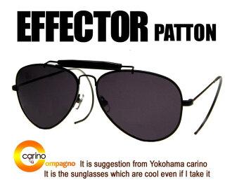 巴顿的效应器效应器眼镜巴顿太阳镜