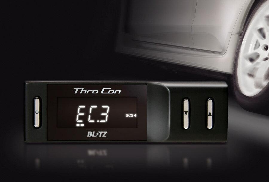BLITZ [ブリッツ] スロットルコントローラー 【THRO CON - スロコン】ハイエース BTSS1