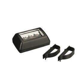 電池式 LED 車 LED カーメイト CZ329 LEDライト マルチタイプ ブラック 車内 ライト 災害用 電池式 carmate