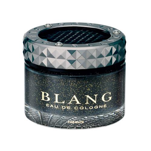 芳香剤 車 ブラング(BLANG) カーメイト G163 ブラング クリスタル ブラック アバフィッチ 車用芳香剤