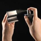 車芳香剤カーメイトH1361ブラングエアパフュームディフューザーブラック車用芳香剤エアコン取付blangcarmate
