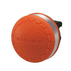 車芳香剤ミニモ(MINIMO)カーメイトH992ミニモバッジACオーシャンスカッシュの香りカーフレグランス