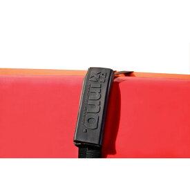 カーメイト IN409 INNO プロテクションパッドL(2ヶ1組) ブラック ルーフキャリア carmate