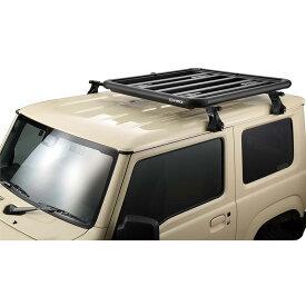 INNO INA510 ルーフデッキ 100 キャンプ イノー キャリア アルミボディ オーバーランダー ラック 中型SUVに幅100cm ルーフデッキ inno キャリア アタッチメント carmate