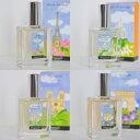 【パリ直輸入】パリのお土産老舗香水店 Fragonard フラゴナールパリのモミュメント香水/エッフェル塔(バラ)/サクレクール寺院(オレ…