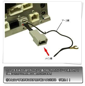 丰田估算 NSZA X64T T 连接 Navi 8 英寸补给连接器类型