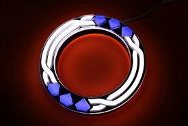 SFTオリジナルリング アクリルスパークリング デザインリング ヘッドライト加工 テールランプ加工などに 汎用品