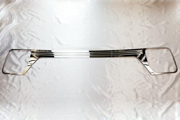 ダイハツ ウェイク LA700S LA710S 鏡面 ステンレス フロント バンパー カバー ◆ 送料無料 ◆