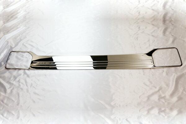 ダイハツ ウェイク LA700S LA710S 鏡面 ステンレス リア バンパー カバー ◆ 送料無料 ◆