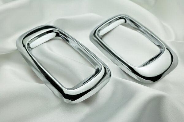 トヨタ ランドクルーザー 100 系 ランクル シグナス クローム メッキ サイド マーカー ウィンカー リング ◆ 送料無料 ◆