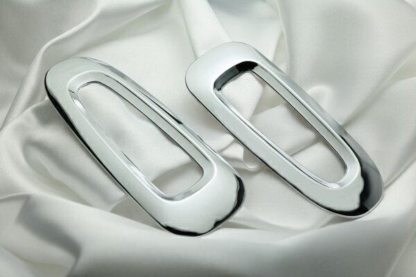 日産 デイズ B21W クローム メッキ サイド マーカー ウィンカー リング ◆ 送料無料 ◆