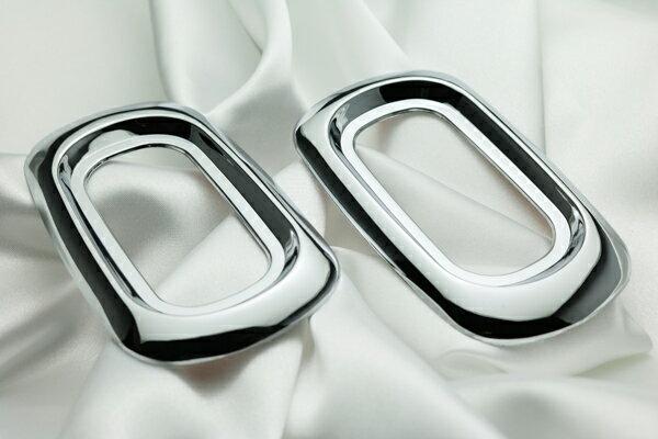 ホンダ N-ONE エヌ ワン JG1 / JG2 クローム メッキ サイド マーカー ウィンカー リング ◆ 送料無料 ◆