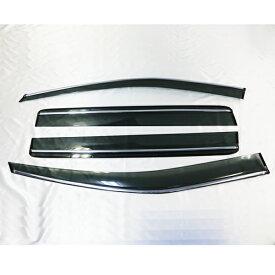 トヨタ シエンタ 170 系 ドアバイザー サイドバイザー / メッキモール 付