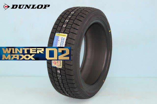 ☆☆ダンロップ ウインター マックスWM02スタッドレスタイヤ 225/45R19 92Q
