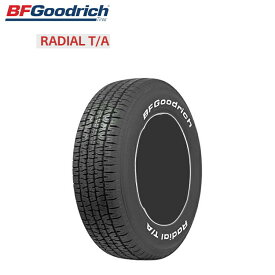 BFグッドリッチ ラジアル T/A 255/60R15 102S 255/60-15 夏 ホワイトレター 2 本 BFGoodrich RADIAL T/A 新品