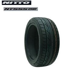 ニットー NT555 G2 255/35R18 94Y XL 255/35-18 夏 サマータイヤ 4 本 NITTO NT555 G2