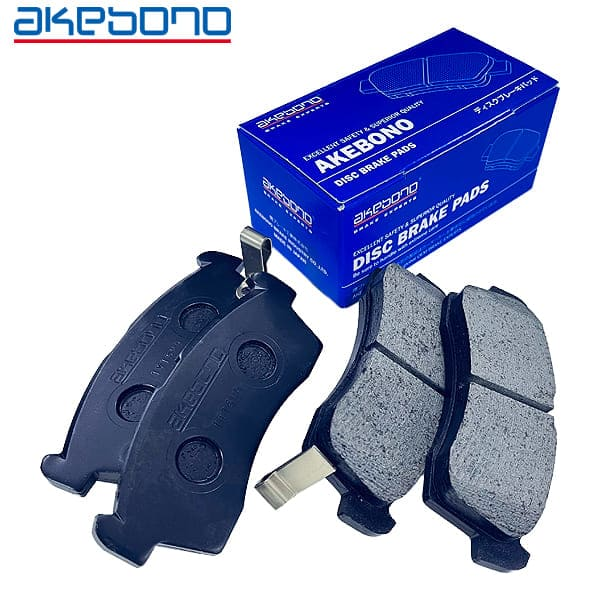 AKEBONO 曙ブレーキ工業 三菱 ランサーカーゴ CVYA12 20.12〜用 フロント ディスクパッド AN-675WK