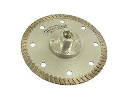 アイウッド フランジ付ダイヤモンドカッター 外径105mmx刃厚2.2mmxネジ穴径M10 4939752897308 skc-004506