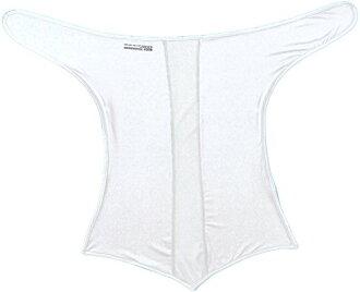 胖女人手套身体坚强冷感觉、除异味功率伸展脑袋盖子卷型JW-612白4970687605132 skc-092477