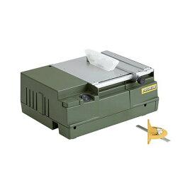 プロクソン PROXXON ミニサーキュラソウテーブルEX NEXモデル小型卓上丸鋸盤 薄板材の精密切断に最適 No.27006 4952989270065 skc-120812