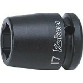 コーケン 1/2 12.7mm SQ. インパクト6角ソケット 8mm 14400M-8 4991644350032 skc-184478