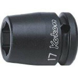 コーケン 1/2 12.7mm SQ. インパクト6角ソケット 17mm 14400M-17 4991644350124 skc-184487