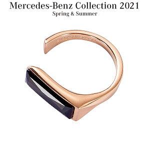 メルセデスベンツコレクション スワロフスキー リング ピンクゴールド B66953601