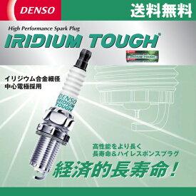 DENSO イリジウムタフ トヨタ ヴォクシー ZRR70W 07.6~14.1用 VCH16 4本セット