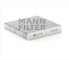 MANN-FILTER マンフィルター 輸入車用 エアコンフィルター/クリーンエアフィルター CUK20006