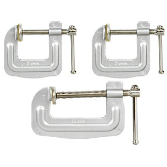Fujiwara industry SK11 C clamp set 4977292221504