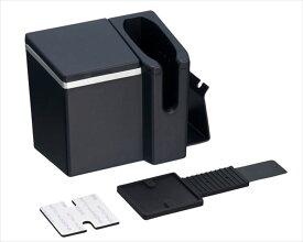 EXEA 星光産業 車用 エアコン吹き出し口取付 IQOS専用 電子タバコホルダー ネイビー ED-602
