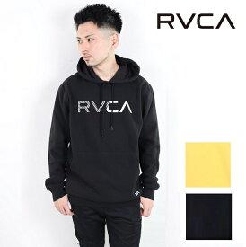 ルーカ RVCA パーカー スウェット プルオーバー 長袖 2019 サーフ おしゃれ かわいい ペアルック お揃い RVCAロゴ リンクコーデ ペア ストリート スウェット