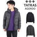 タトラスTATRASメンズダウンジャケットMTKE20A4148-DAGORDOアゴルドカラー3色ウールフード付きブルゾンダウン正規品防寒性