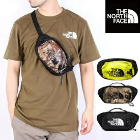 ノースフェイス THE NORTH FACE BOZER HIP PACK III S ボザー ヒップ バッグ 2021 ボディバッグ ウエストバッグ サコッシュ ショルダーバッグ メンズ レディース TNF ブラック ザ・ノースフェイス 迷彩 カモフラ