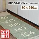 ポイント キッチン KITCHENMAT バスステーションキッチンマット