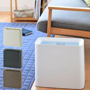 ゴミ箱  TUBELOR Hi-GRANDE チューブラー ハイグランデ ideaco イデアコ ゴミ箱 キッチン ごみ箱 リビング ダストボックス 袋 レジ袋 くず入れ トラッシュボックス シンプル かわいい ゴミ袋 隠せる