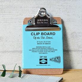 penco クリップボードO/S ミニ クリップファイル バインダー クリップボード DP168 かっこいい ペンコ かわいい ミニサイズ オシャレ ボード 新生活 文房具 会議 打ち合わせ メモ
