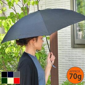 折りたたみ傘 軽量 Wpc. SUPER AIR-LIGHT UMBRELLA 50cm 70g メンズ レディース 軽い 子供用 折り畳み傘 ビジネス スーツ 無地 シンプル おしゃれ 男女兼用