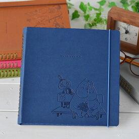 HIGHTIDE(ハイタイド) 家計簿 ハウスキーピングブック ムーミン ノート メモ 年間収支 MM089 管理 手帳 ダイアリー 簡単 かわいい ポケット シンプル マンスリー おしゃれ キャラクター 節約 袋分け 大きい