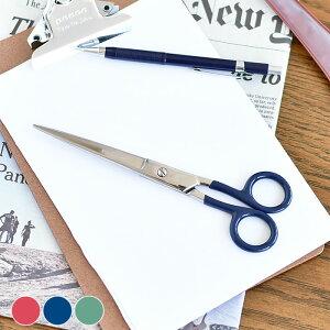 penco ペンコ シザーズ はさみ 事務用品 文房具 ステンレス製 おしゃれ かわいい 書類 ケース付き 携帯 便利 シンプル 作業 オフィス ビジネス デザイン スリム コンパクト レトロ ギフト クラ