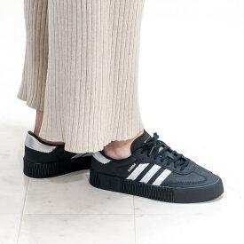 アディダス オリジナルス [adidas originals] SAMBAROSE W サンバローズ9A EE4682 ブラック 厚底