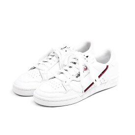 adidas originals[アディダス オリジナルス]CONTINENTAL 80 コンチネンタル9S G27706 ホワイト/レッド