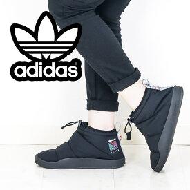 adidas originals[アディダス オリジナルス]ADILETTE PRIMA ウィンターブーツ8A B41744 ブラック