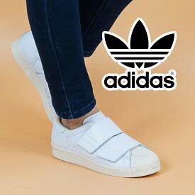 adidas originals[アディダス オリジナルス]SUPERSTAR 80s VELCROベルクロ CQ2447 ホワイト